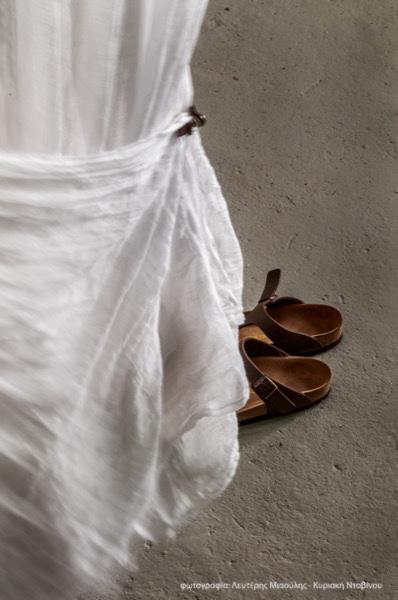 Κορώνη Koroni Λευτέρης Μιαούλης Κυριακή Ντοβίνου