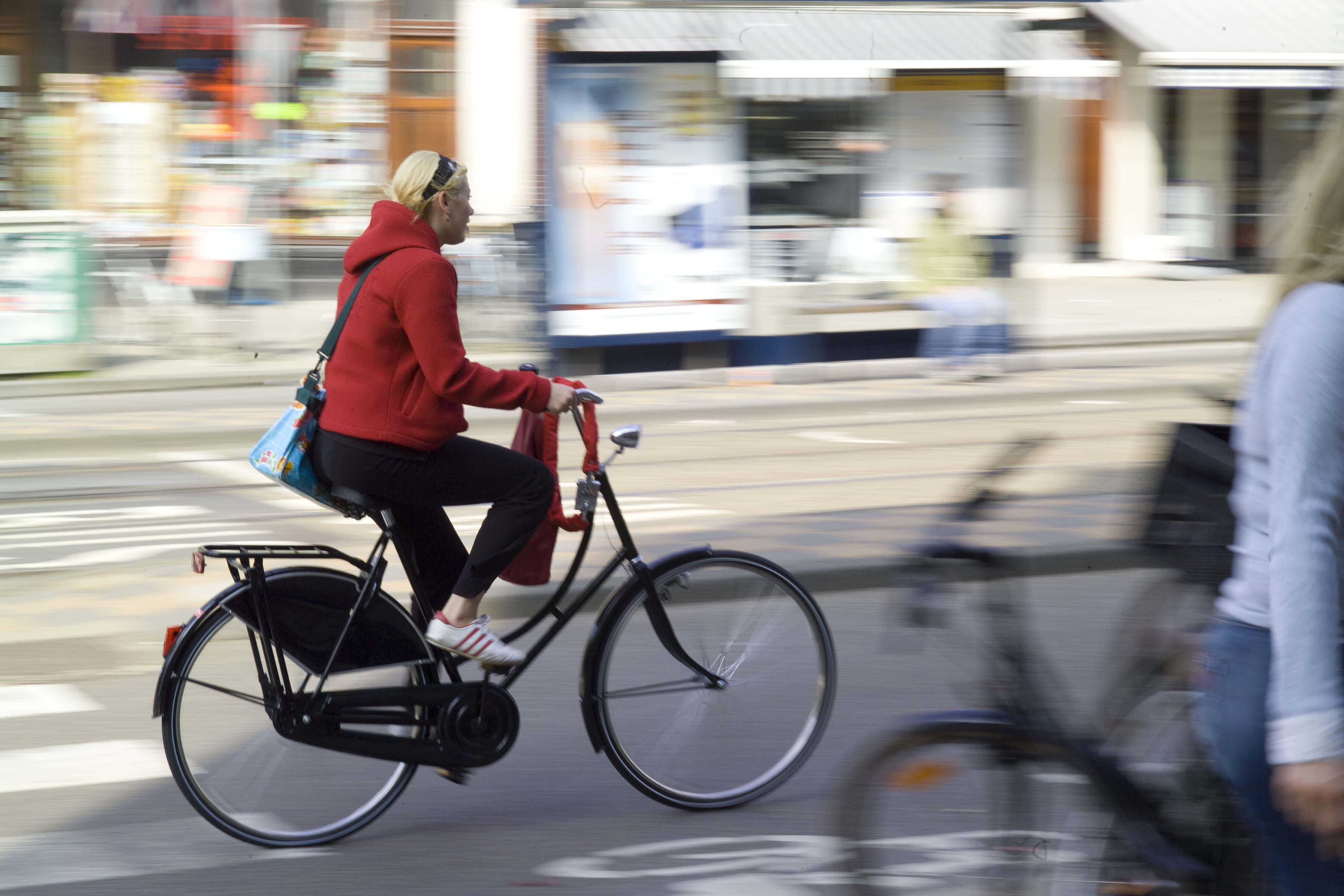 Άμστερνταμ, Ποδήλατα